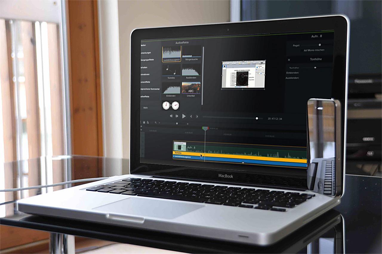 Videolektion erstellen